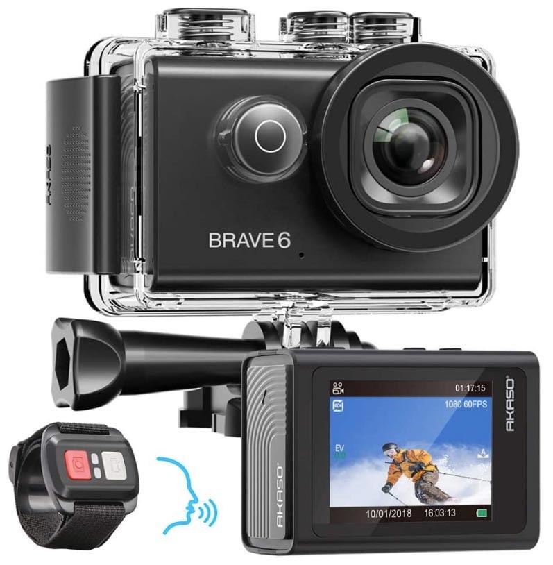 Best Action Cameras Under $100