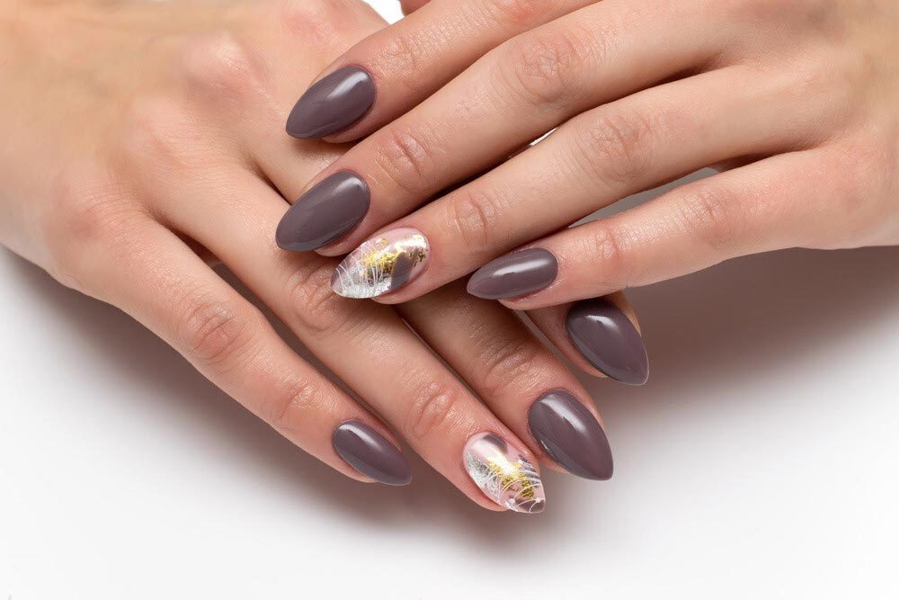 Best Nail Shapes For Fat Fingers
