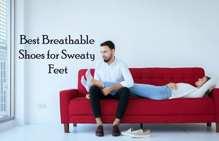Best Breathable Shoes for Sweaty Feet 2021