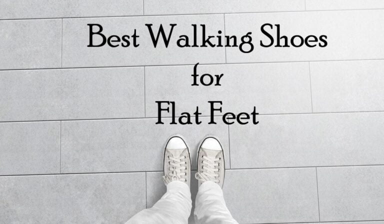 7 Best Walking Shoes for Flat Feet Review