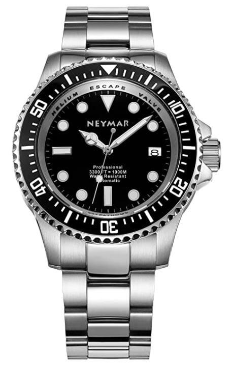 NEYMAR 44mm Automatic Dive Watch