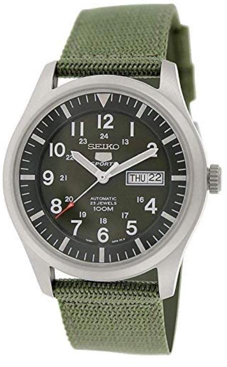 Seiko-5-Men's-Analogue-watch