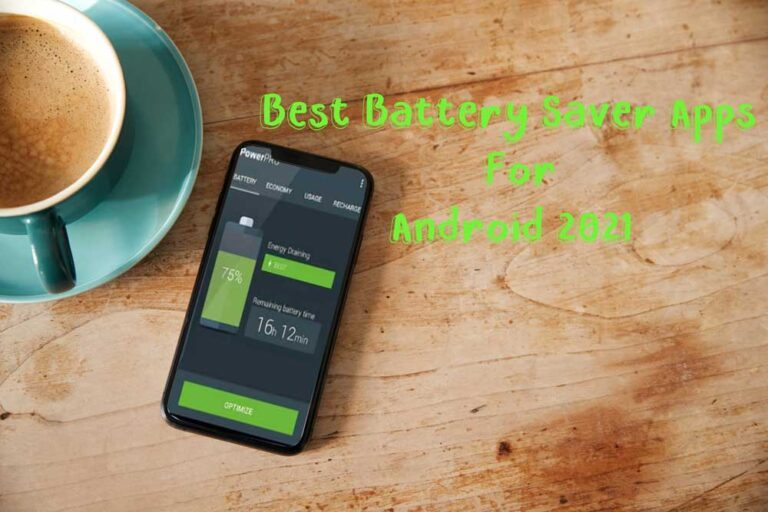 Best Battery Saver Apps For Android Mobiles