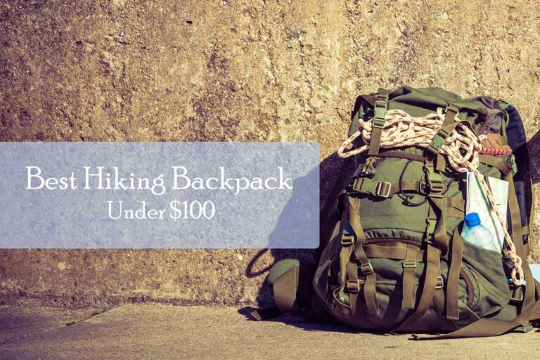 Top 7 Best Hiking Backpack Under $100 Review in 2021