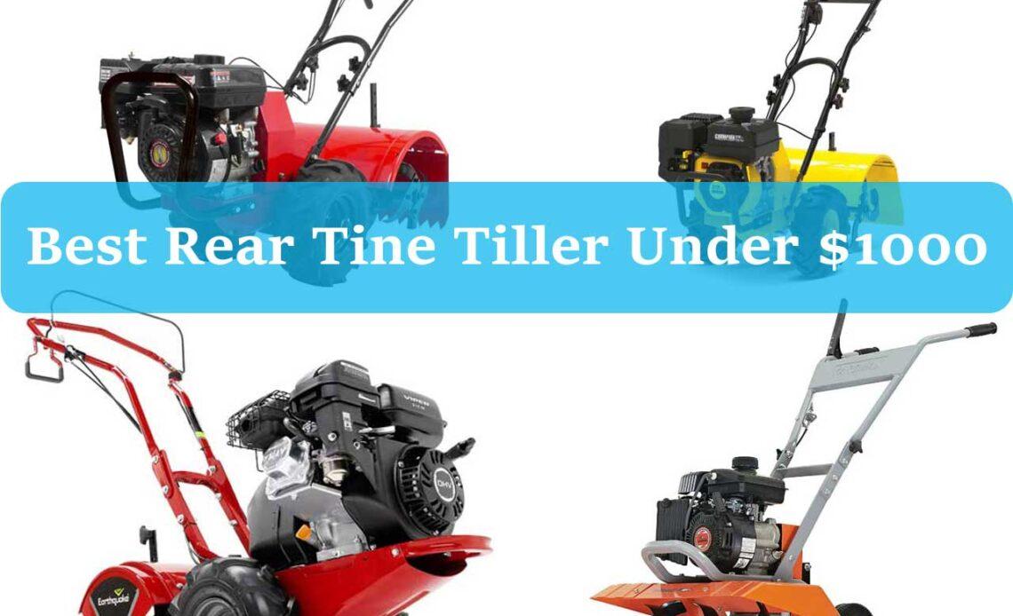 Best-Rear-Tine-Tiller-Under-$1000
