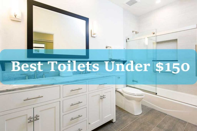 5 Best Toilets Under $150 & Buying Guide 2021