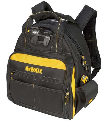 DEWALT-Lighted-Tool-Backpack-Bag