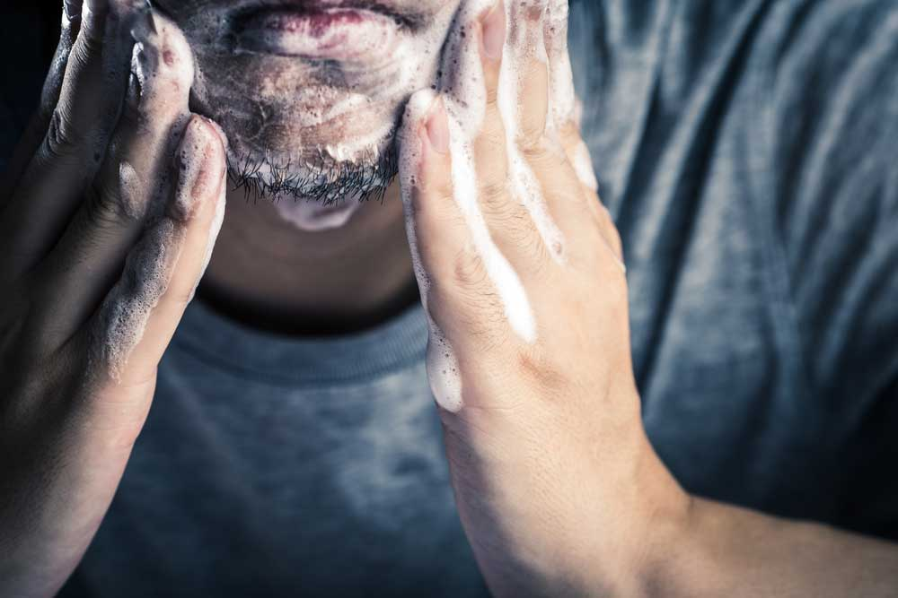 Wash-Your-Beard-Properly