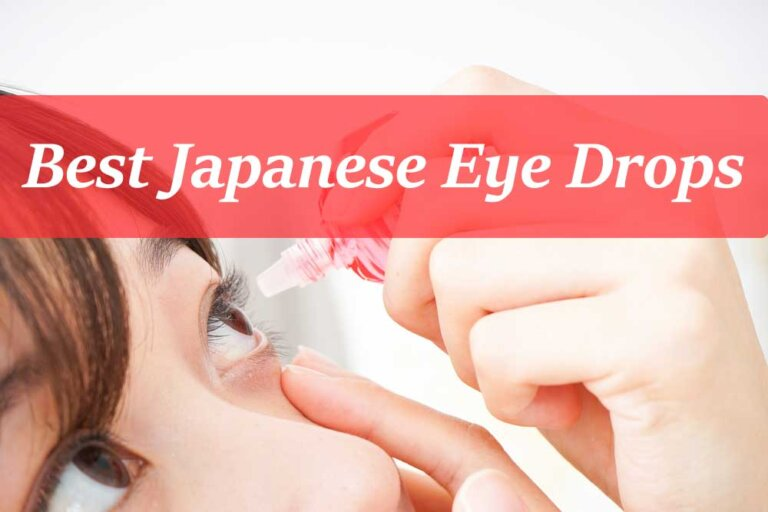 Best Japanese Eye Drops