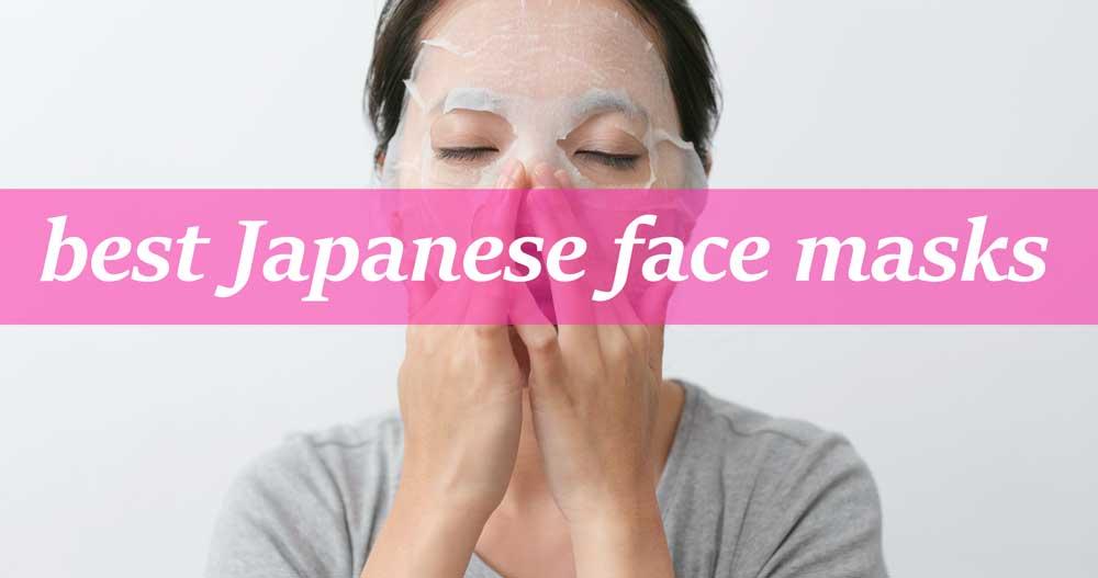 best Japanese face masks