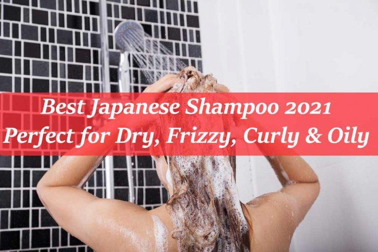 13 Best Japanese Shampoo 2021