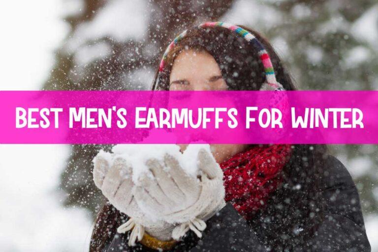The Best Men's Earmuffs For Winter
