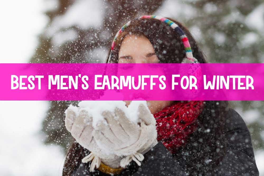 Best-Men's-Earmuffs-For-Winter