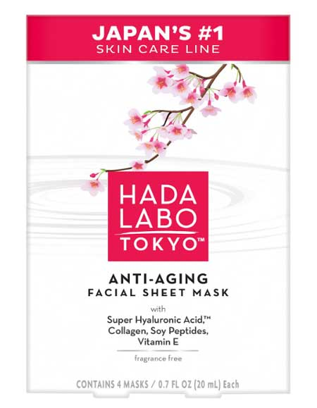 Hada-Labo-Tokyo-Ultimate-Anti-aging-Facial-Mask