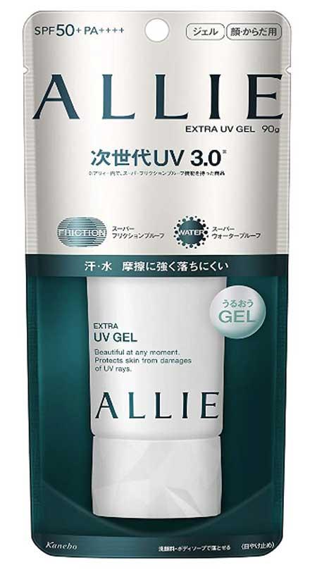 Kanebo-ALLIE-Extra-UV-Gel