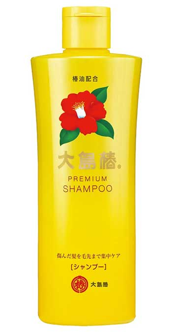 OSHIMATSUBAKI Camellia Premium